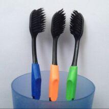 -ION NANO bambusz fogkefe 2/csomag