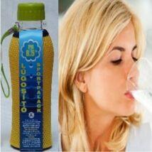 Egészséges vízkészítő palack